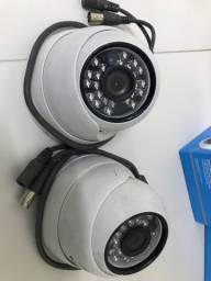 Par câmeras HDL