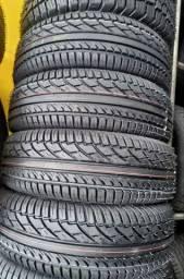 4 pneus 175/70 R14 novos remoldados 6 meses de garantia (760$ até 6x sem juros no cartão)