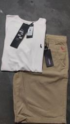 Conjunto Reserva Camisa e Bermuda