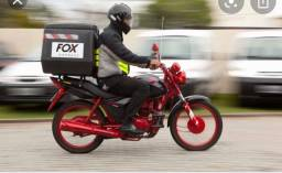 Vaga para motoboy muitas entregas
