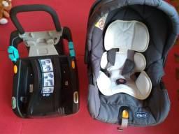Bebê conforto Chicco keyfit com base (Umuarama)