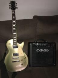 Guitarra Elétrica Strinberg com Caixa Meteoro