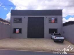 Galpão/depósito/armazém para alugar em Boa vista, Ponta grossa cod:393037.001