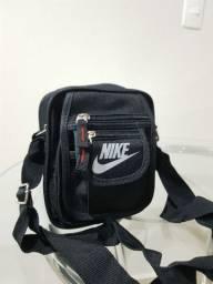 Bolsa alça preta Nike