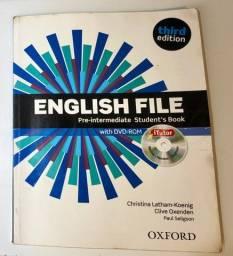 English File Pre-intermediate só Student?s Book