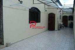 Casa à venda com 3 dormitórios em Guilhermina, Praia grande cod:1446
