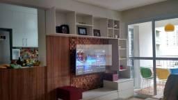Apartamento com 2 dormitórios, sendo 1 suíte, à venda, 68 m² por R$ 480.000 - Santa Paula