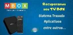 TRABALHO MANUTENÇAO EM TV BOX