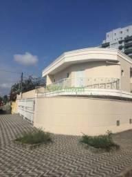 Casa de condomínio à venda com 2 dormitórios em Vila caiçara, Praia grande cod:803295