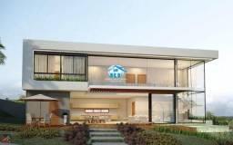 Casa de condomínio à venda com 4 dormitórios em Alphaville litoral norte, Abrantes cod:65