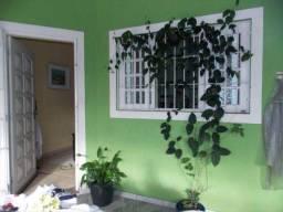 Casa à venda com 2 dormitórios em Balneário jussara, Mongaguá cod:273801