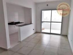Apartamento com 2 dormitórios à venda, 86 m² por R$ 315.680 - Jardim Real - Praia Grande/S