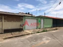 Casa à venda com 2 dormitórios em Recanto das emas, Recanto das emas cod:227