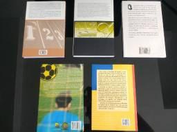 Kit essencial de livros Psicologia do Esporte