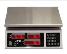 Balança eletronica UPX com bateria15 kgs