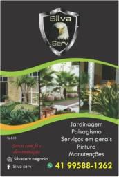 Jardinagem e paisagismo Silva Serv