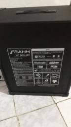 Vendo caixa amplificada 800$