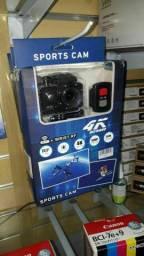 Go Pro câmera de capacete