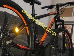 Bicicleta Caloi vulcan nova aro 29 freio a disco
