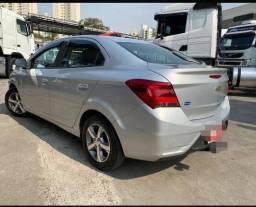 Chevrolet prisma- 2017