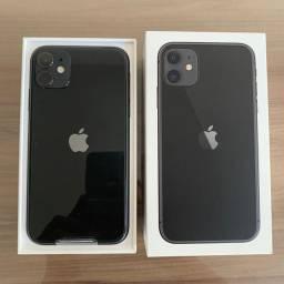 IPhone 11 (Novo + Nota Fiscal + Brinde + Entregamos em mãos)
