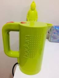 Fervedor De Agua Bodum Cor Verde (marca dinamarquesa)
