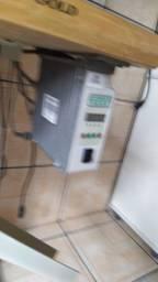 Máquina  Interlock