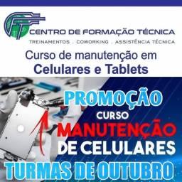 Curso técnico em Manutenção de Celular - CFT