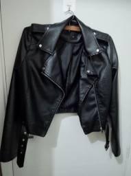 Vendo jaqueta preta