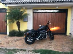 Harley Roadster 1200 impecável !!!