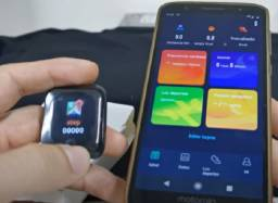 Smartwatch Relógio Inteligente Bluetooth Android/IOS 3c King