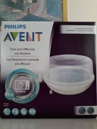 Esterilizador de mamadeira Avent/Philips