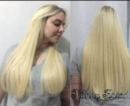 Mega Hair profissional