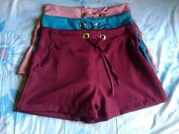 Lindos Shorts Feminino o Atacado !