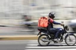 Contrato moto entregador de lanche