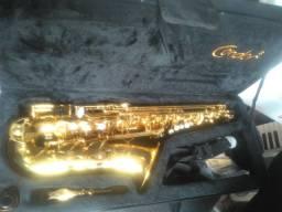 Sax alto condor impecavel