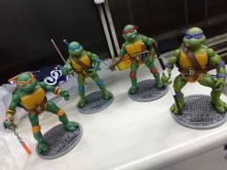 Tartarugas Ninja Clássicas PlayMates Original TMNT