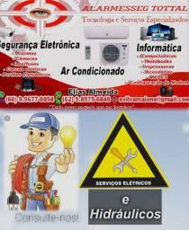 Eletricista e Outros Serviços