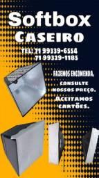 Softbox Artesanal