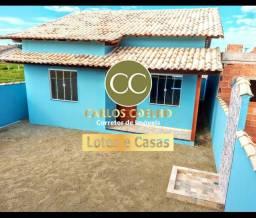 V.c. 654 Linda Casa no Condomínio Gravatá I em Unamar - Cabo Frio/RJ