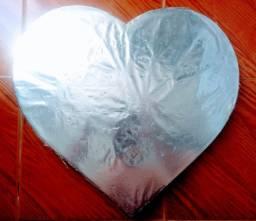 Kit Tábuas para Bolo em Formato de Coração e Redonda com pés - usadas