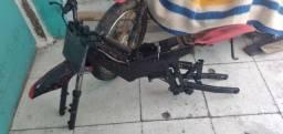 Vendo quadro de mini moto