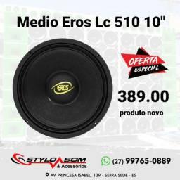 """Eros Lc 510 de 10"""" polegadas novo"""