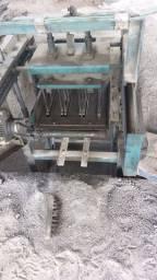 Maquina de fabricar blocos