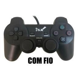 Controle Pc Usb Joystick Com Fio Manete *NOVO