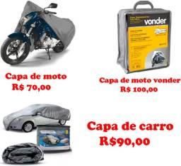 Capa Cobrir Moto ou Capa de carro ou Capa de moto Vonder F. 98876.3162