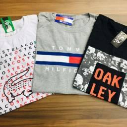 Camiseta LongLine Varias estampas e modelos Garanta a sua !Mega Oferta!