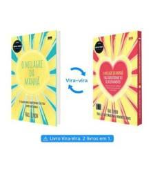 Livro- Milagre da Manhã    & Milagre da Manhã relacionamento.