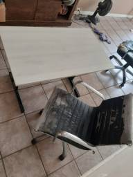 Cadeira escritório usada