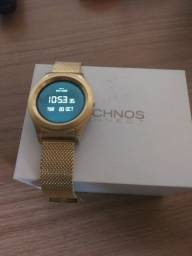 Smartwatch technos connection